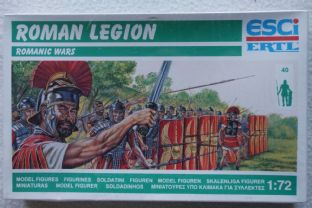 Esci 1/72 P-224 Roman Legion (Ancients)